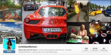 Rich Kids of Turkey Instagram satışı